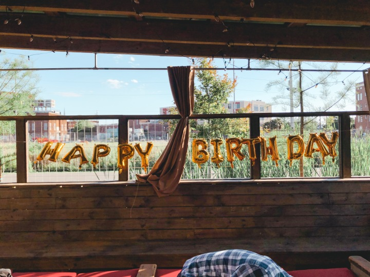 How to Throw a Party on a Budget | Ryan's 27thBirthday