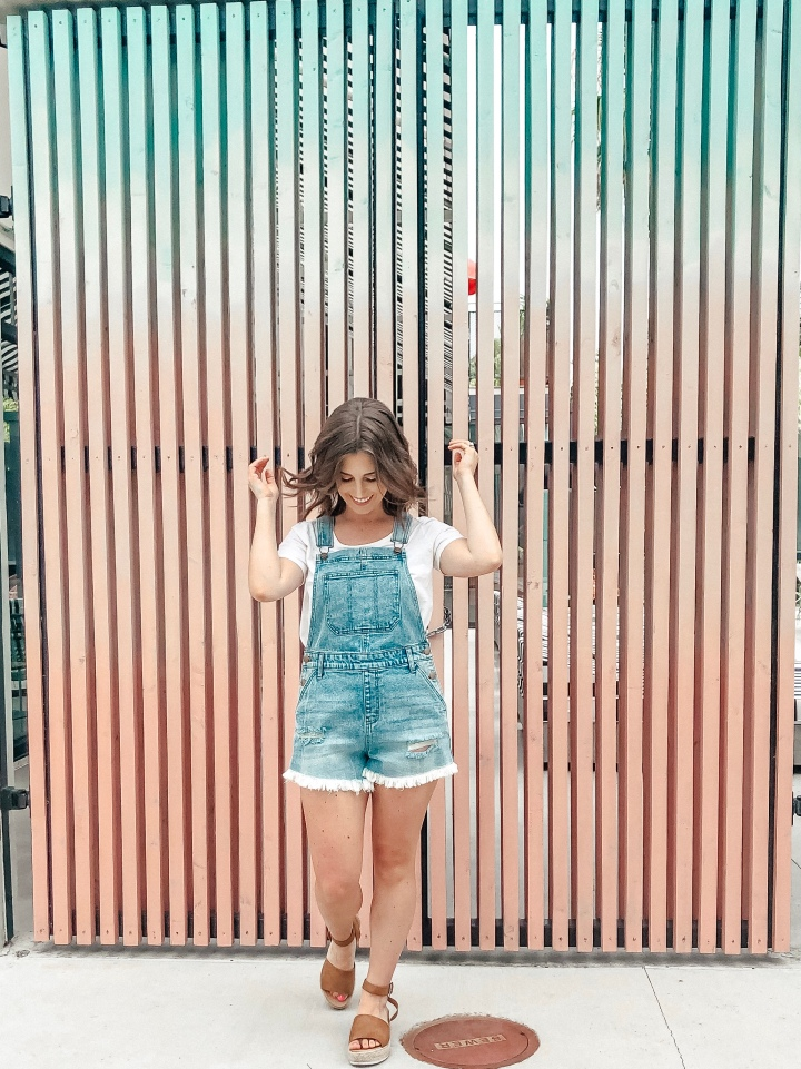 Bringing the 90s Back |Overalls